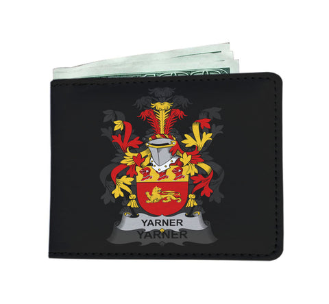 Yarner Ireland Wallet - Irish Family A7