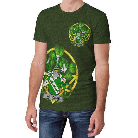 Wycombe Ireland T-Shirt Celtic and Shamrock | Over 1400 Crests | Clothing | Apparel