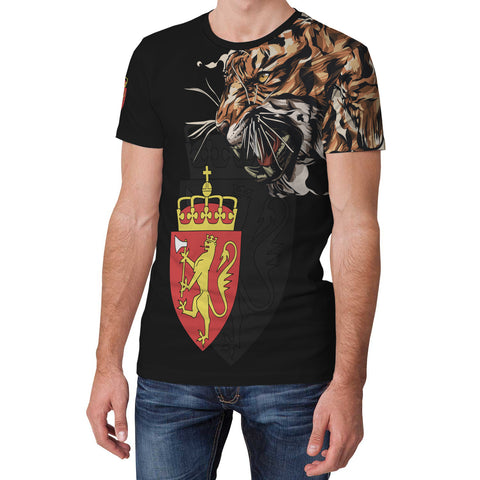 Norway T-Shirt Tiger - Special Version | Women & Men | Clothing | Apparel