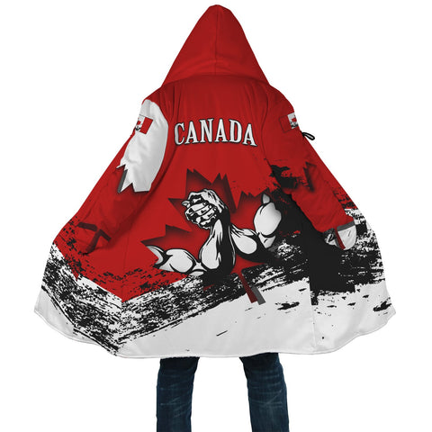 Image of Canada Cloak - Arm Wrestling Canada Maple Leaf Special