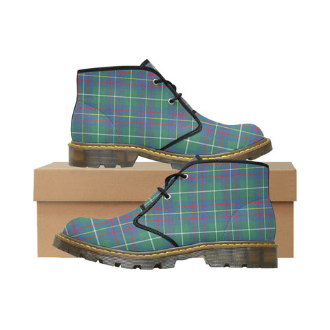 Tartan Chukka Boot - Inglis Ancient A9