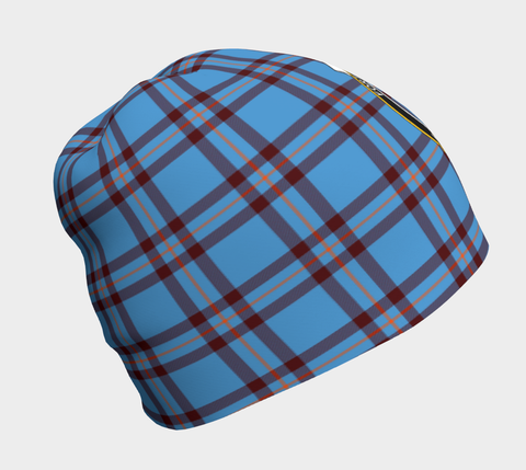 Elliot Ancient Tartan Clan Crest Beanie