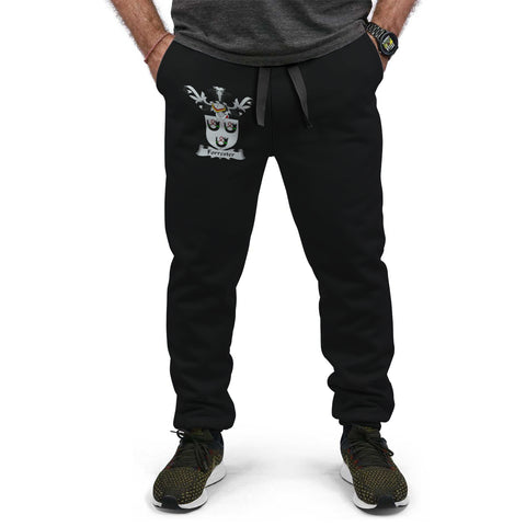 Forrester Family Crest Jogger (Women's/Men's) | Over 1200 Crests | Clothing | Apparel