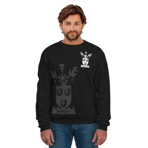 Image of Forrester Family Crest Sweatshirt (Women's/Men's) A7