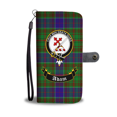 Tartan Wallet Case - Adam Clan A9
