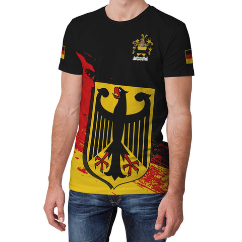 Aichberg Germany T-Shirt - German Family Crest (Women's/Men's) | Over 2000 German Crests | Clothing