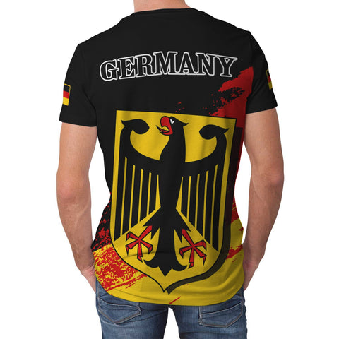 Anger Germany T-Shirt - German Family Crest (Women's/Men's) | Over 2000 German Crests | Clothing
