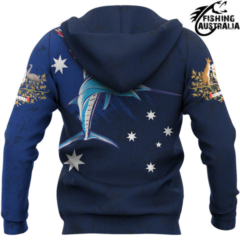 Australia Fishing Special Hoodie A7