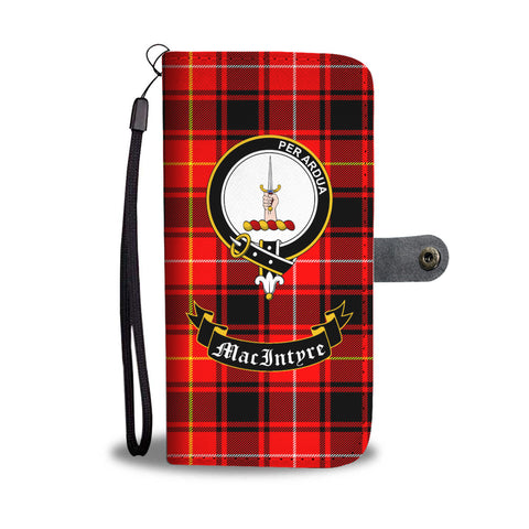 Image of Tartan Wallet Case - Macintyre Clan A9