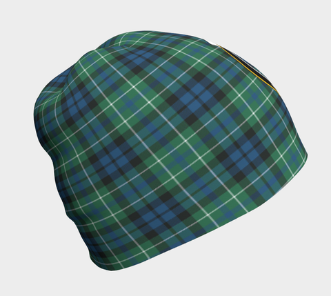 Image of MacNeill of Colonsay Ancient Tartan Clan Crest Beanie