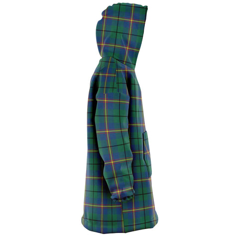 Carmichael Ancient Snug Hoodie - Unisex Tartan Plaid Right