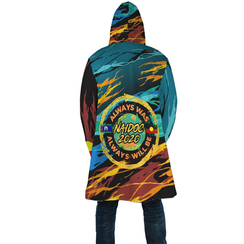 Image of Australia AOP Cloak - Naidoc Always Was, Always Will Be - BN17