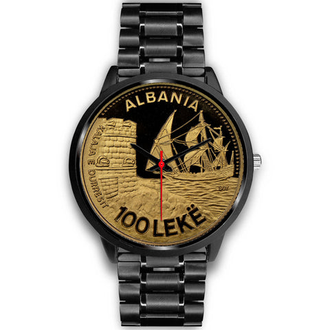 Albania Coins Watch, 100 Leke K5