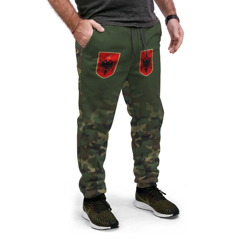 Image of Albania Jogger Camo (Women's/Men's) A7
