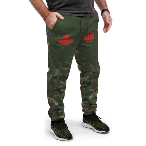 Image of Canada Jogger Camo (Women's/Men's) A7