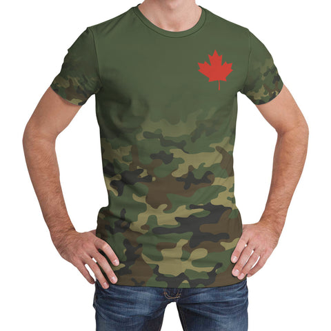 Canada T-Shirt Camo (Women's/Men's) A7
