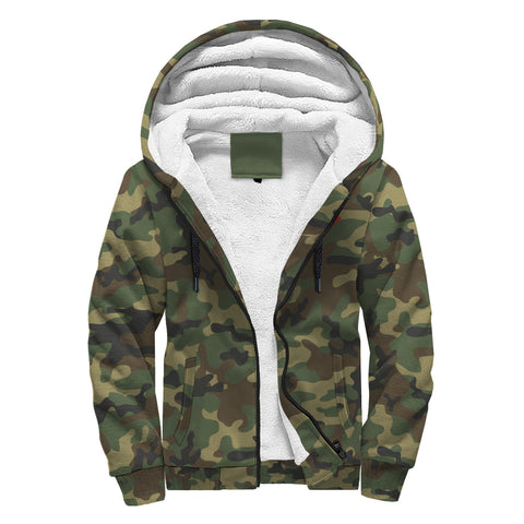 Image of Canada Sherpa Hoodie Camo (Women's/Men's) A7