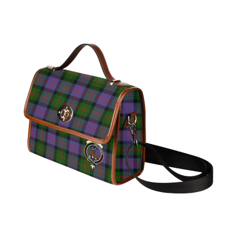 Image of Tartan Canvas Bag - Blair Clan | Waterproof Bag | Scottish Bag