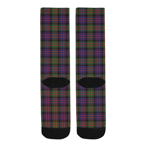 Image of MacDonald Modern Tartan Trouser Socks HJ4