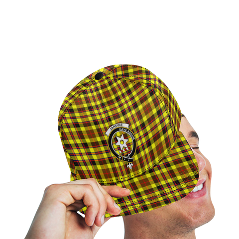 Jardine Tartan Hat - All Over Print Snapback Hat TH8