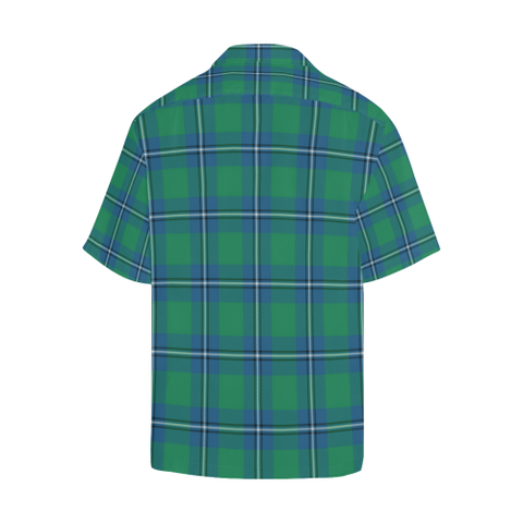 Image of Tartan Shirt - Irvine Ancient Relaxed Fit Shirt | Tees For Men | Over 500 Tartans