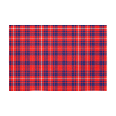 Hamilton Modern Tartan Tablecloth |Home Decor