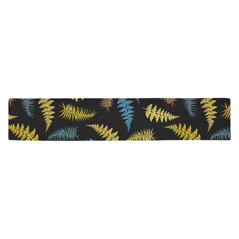 New Zealand Table Runner - Silver Fern 13 A2