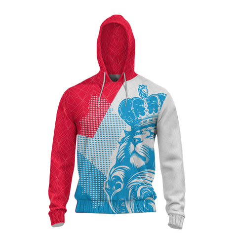 Image of Lion Luxembourg All Over Hoodie Bn10