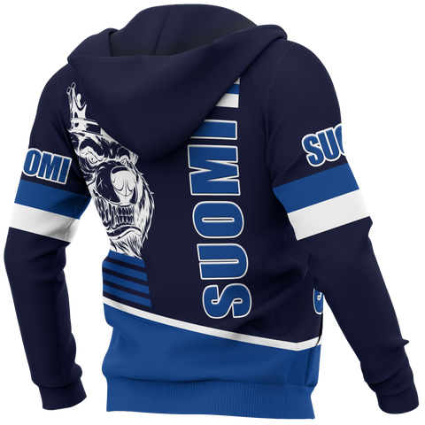 Finland Hoodie - Great Suomi