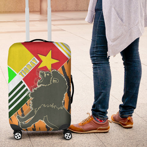 1sttheworld Tigray Luggage Covers - Tigray Pride - BN21