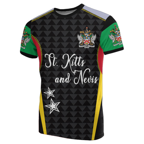 Saint Kitts And Nevis T Shirt Exclusive Edition