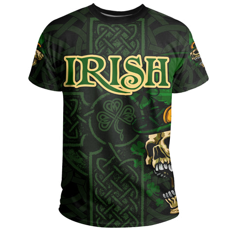 Ireland T-shirt - Leprechaun Is Irish | Clothing