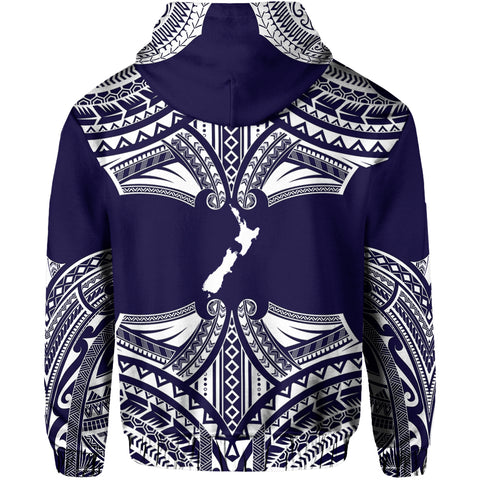 Image of New Zealand - Wairua Aotearoa Pullover Hoodie | Love The World