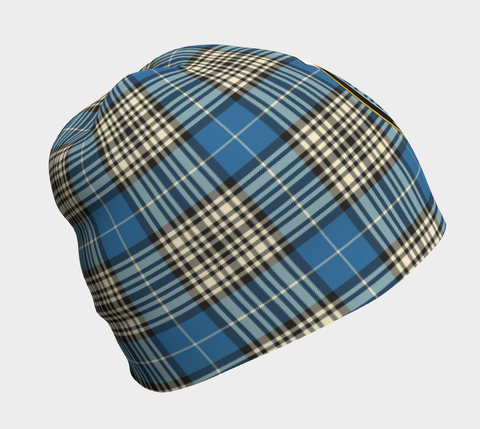 Image of Napier Ancient Tartan Clan Crest Beanie