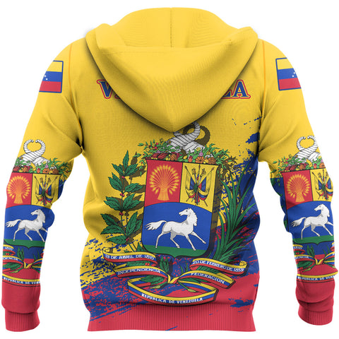 Image of (Seven Stars) Venezuela Special Hoodie A7