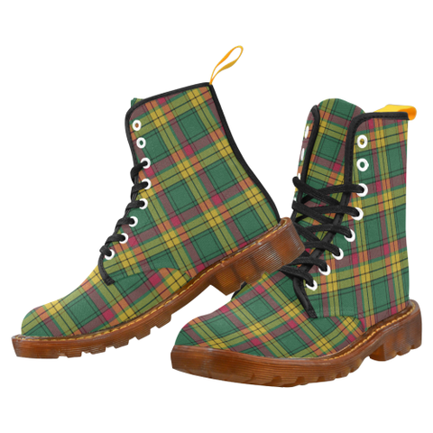 Image of MacMillan Old Ancient Tartan Martin boots | Scotland Boots | Over 500 Tartans