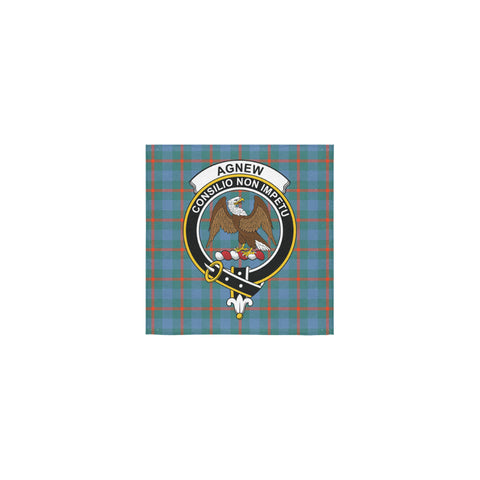 Agnew Ancient Tartan Towel Clan Badge | 1sttheworld.com