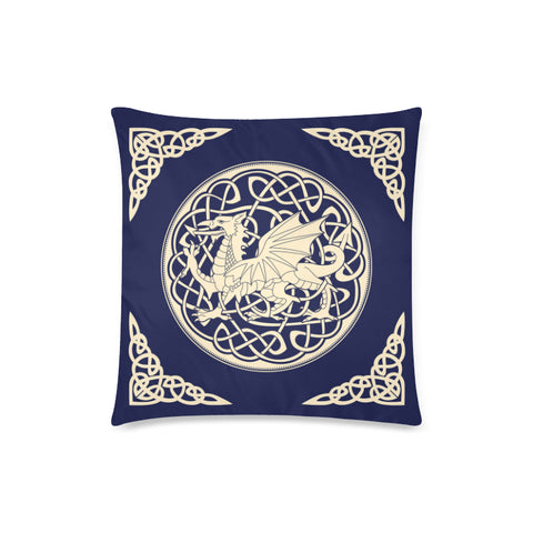 Welsh Dragon Pillow Case - BN02