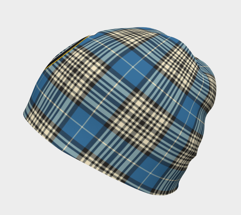 Image of Napier Ancient Tartan Clan Crest Beanie Hj4