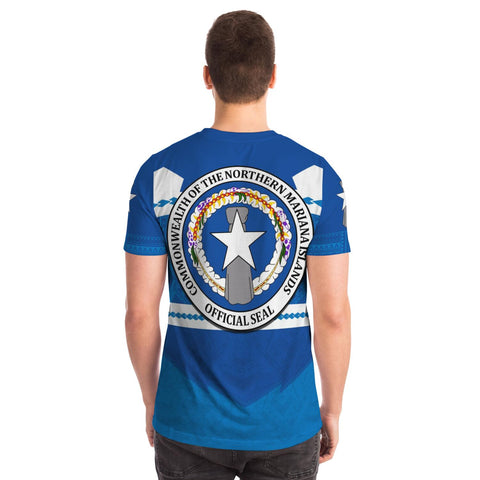 Northern Mariana Islands T-Shirt - Warriors Style TH5