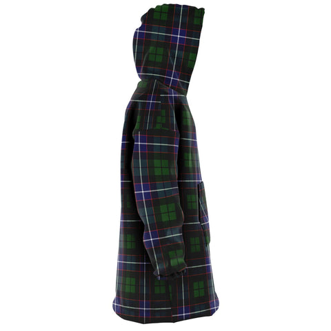 Galbraith Modern Snug Hoodie - Unisex Tartan Plaid Right