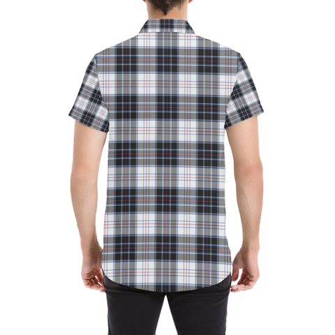 Tartan Shirt - Macrae Dress Modern | Exclusive Over 300 Clans and 500 Tartans