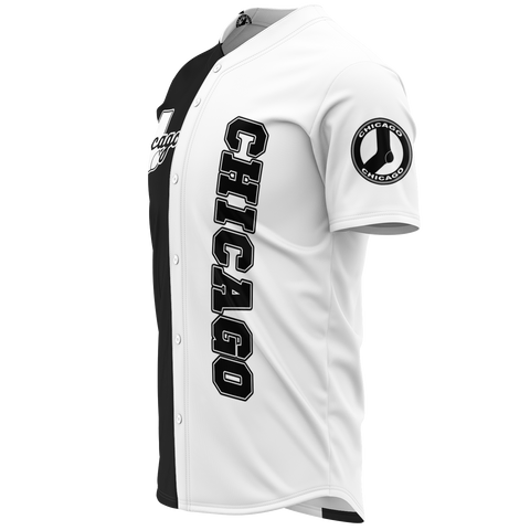 Chicago Baseball Jersey K5