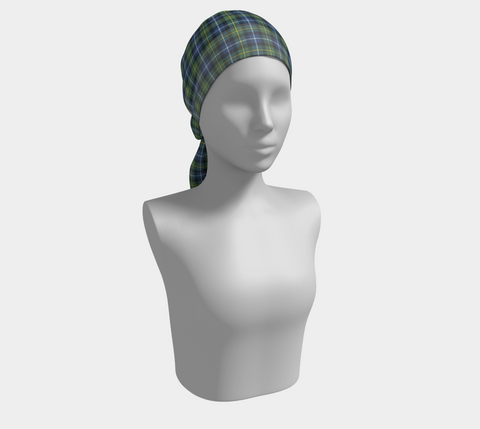Tartan Long Scarf - Macneill Of Barra Ancient - Bn04 |Women's Clothing| 1sttheworld