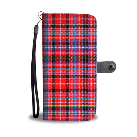 Tartan Wallet Case - Aberdeen District A9
