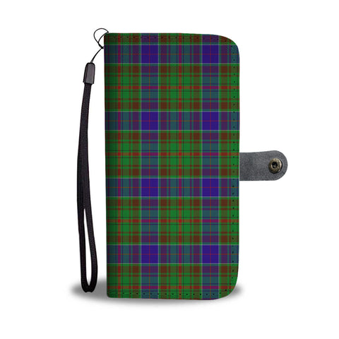Image of Tartan Wallet Case - Adam A9