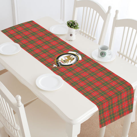 Image of Hay Modern Tartan Table Runner - Bn04 | 1sttheworld.com