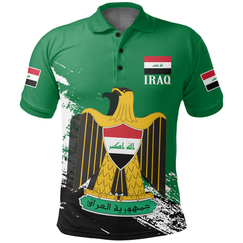 Iraq Special Polo Shirt A7