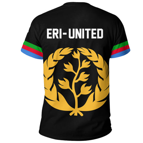 Image of Eritrea T-Shirt - Eritrea United A7