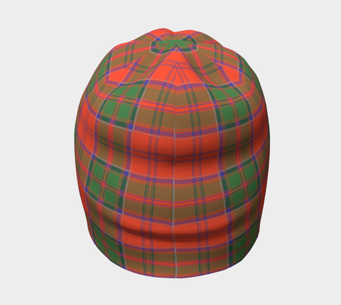 Image of Grant Ancient Tartan Clan Crest Beanie Hj4